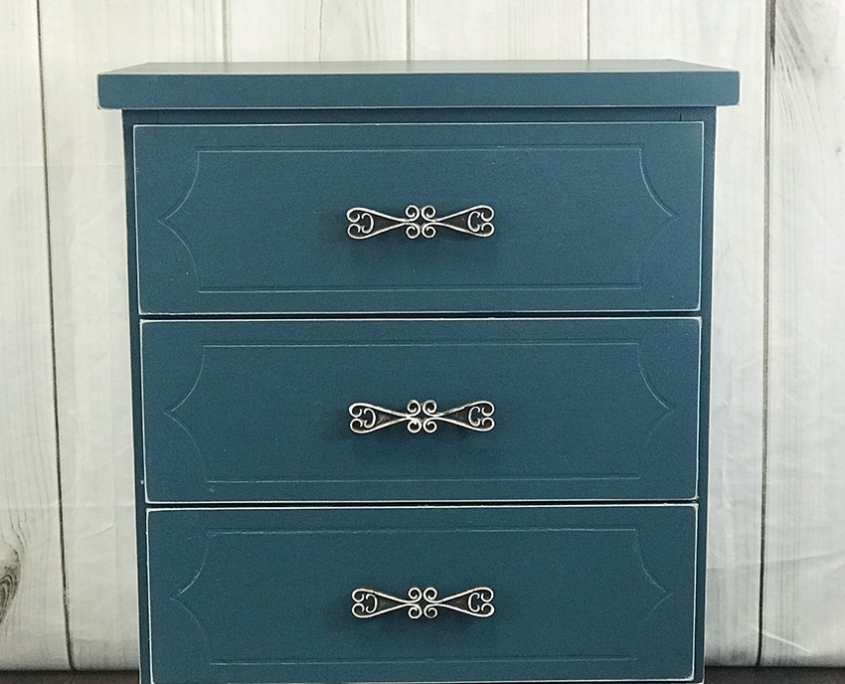 Denim Blue Rethunk Junk Color